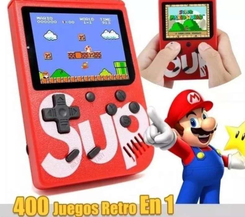 Mini Consola Game Boy Retro