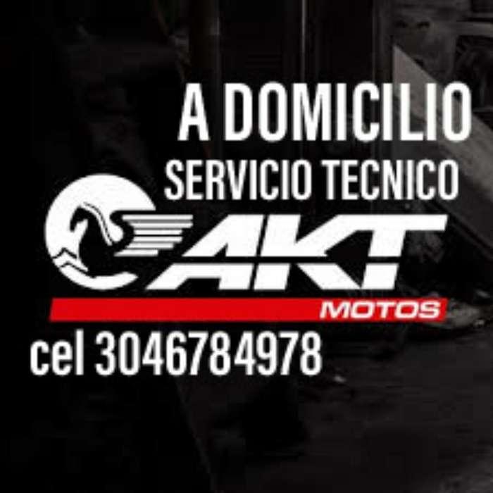 Servicio Tecnico a Domicilio para Motos