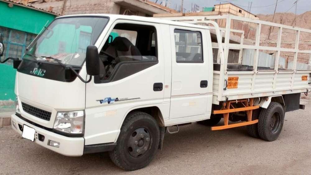 Alquiler Camion Doble Cabina EQUIPADOS PA MINERIA
