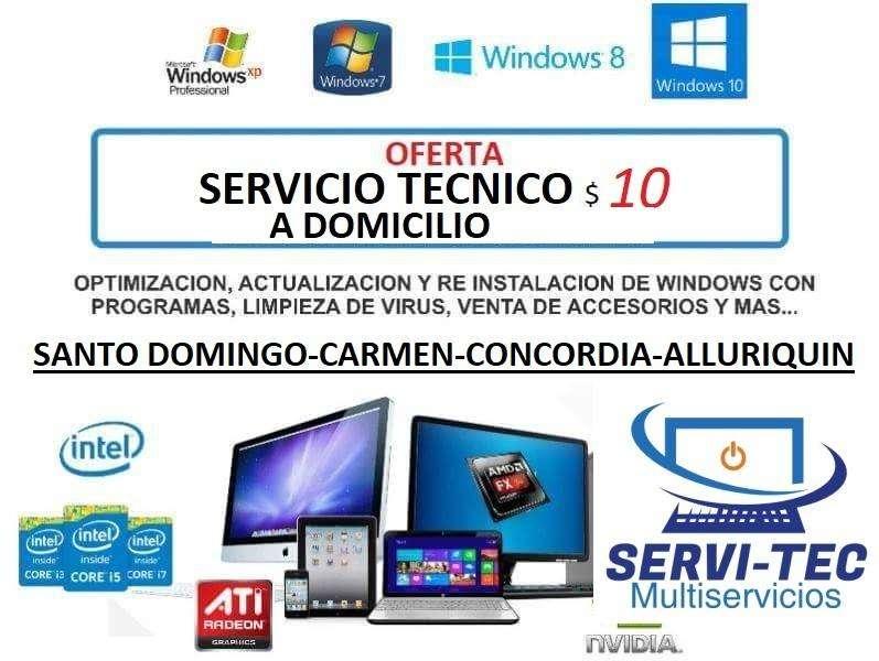 SERVICIO <strong>tecnico</strong>