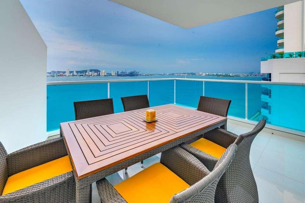<strong>apartamento</strong> AMOBLADO EN CASTILLOGRANDE CARTAGENA - wasi_1058485