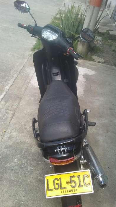 Vendo Akt 110 Año 2011 Full Motor