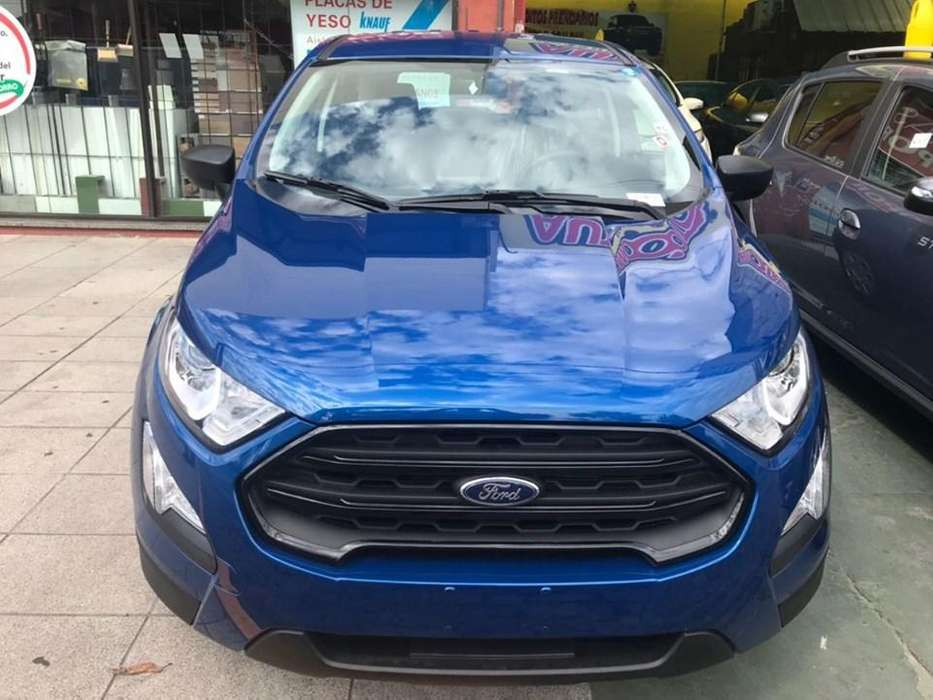 Ford Ecosport 2018 - 0 km