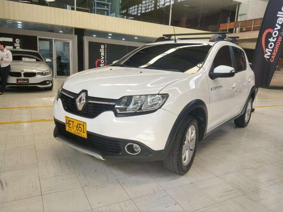<strong>renault</strong> Sandero Stepway 2017 - 35000 km