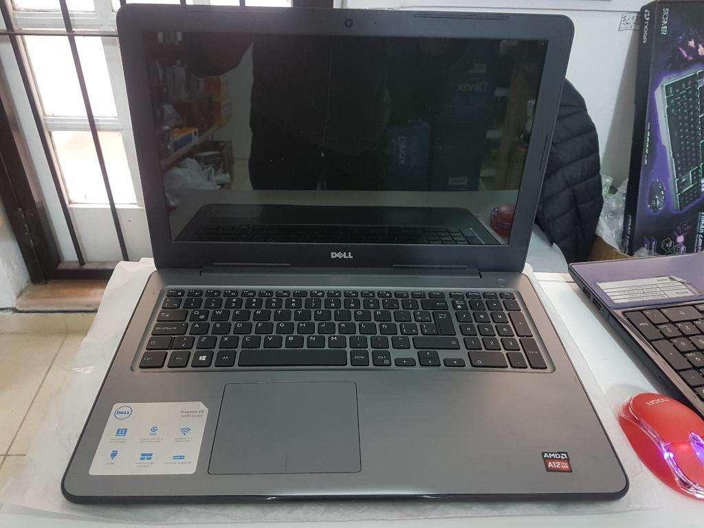 Notebook Gamer Dell Inspiron 15 Nueva