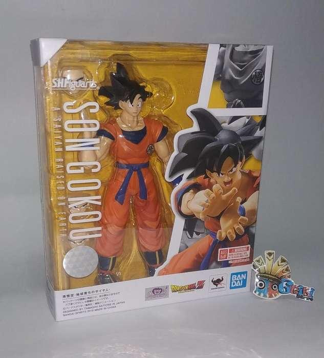 Goku Dragón Ball Z S.h Figuarts Original