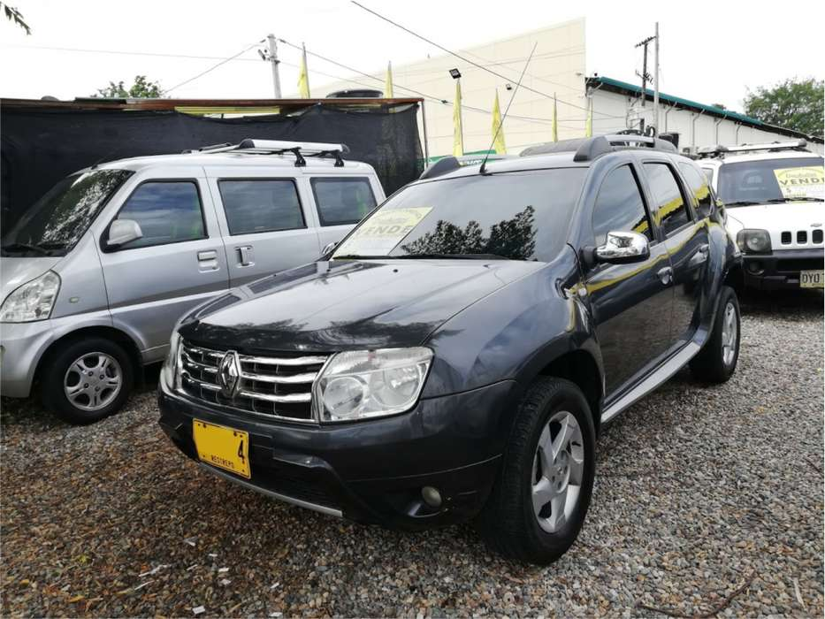 Renault Duster 2015 - 108800 km