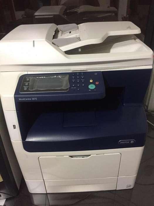 Impresora multifuncional XEROX