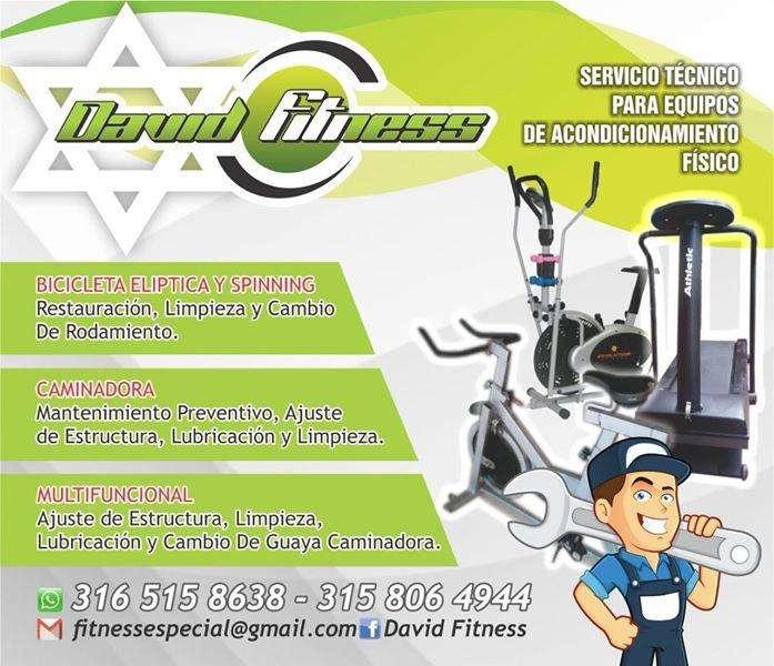 SERVICIO TECNICO EN EQUIPOS DEPORTIVOS 3158064944