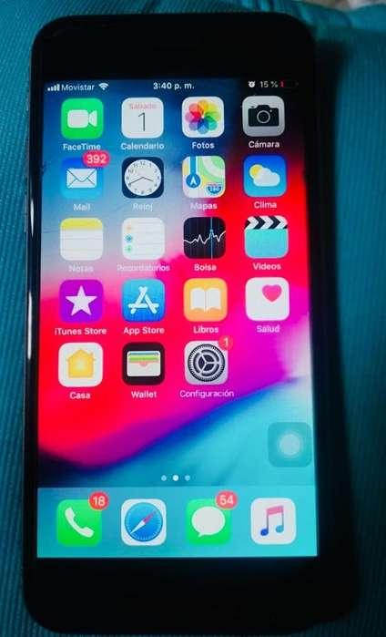 iPhone 6 de 128 Gb.