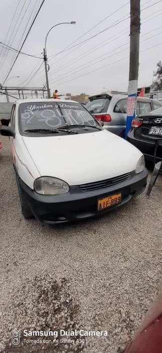 Chevrolet Corsa 1996 - 100 km
