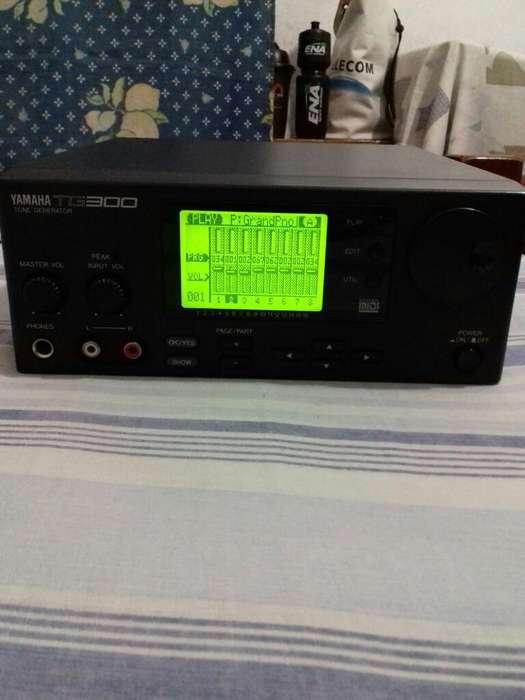 Módulo de Sonido Yamaha Tg 300