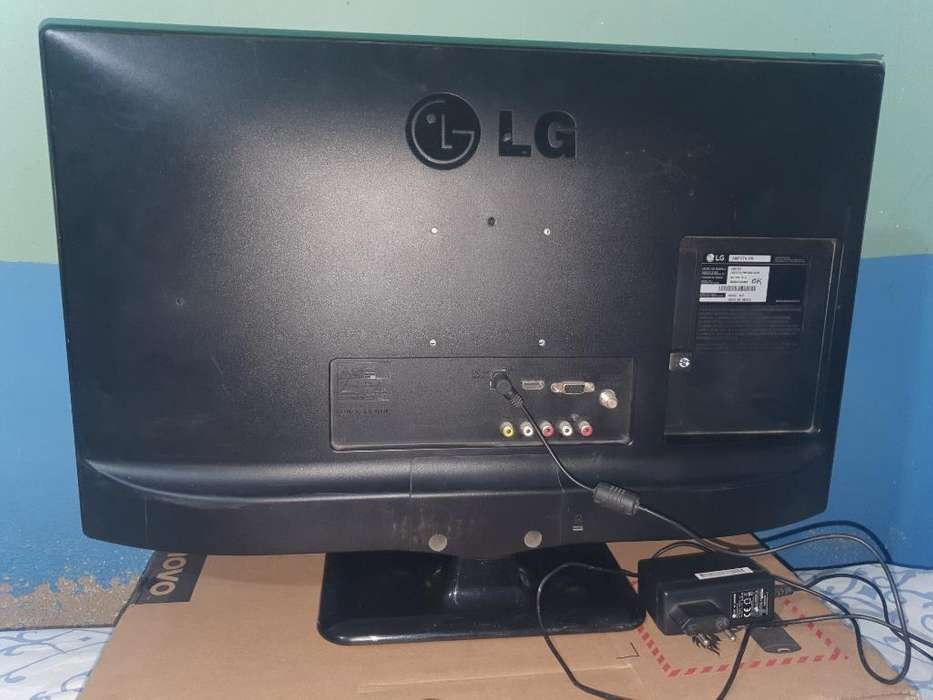 Tv <strong>monitor</strong> Lg Fhd Ips 24'' 24mt