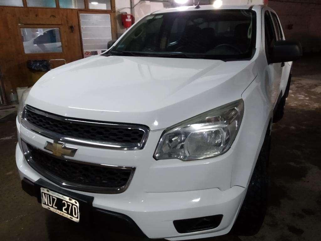 S-10 2014 Doble Cab 4x2 Muy Buena Pto
