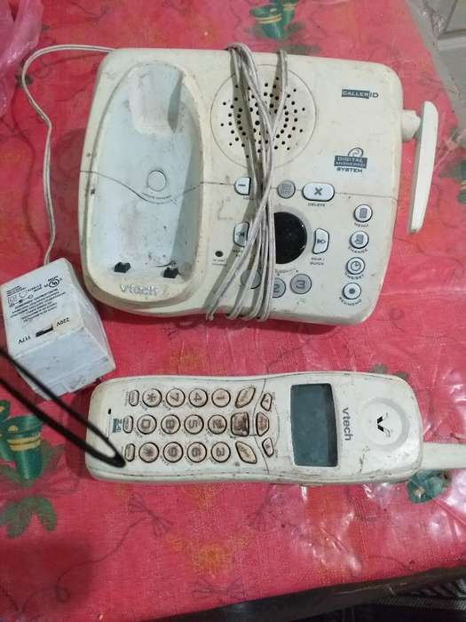 Telefono Inhalambrico