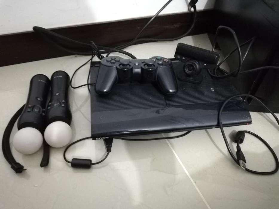Play 3 Slim 250 Gb