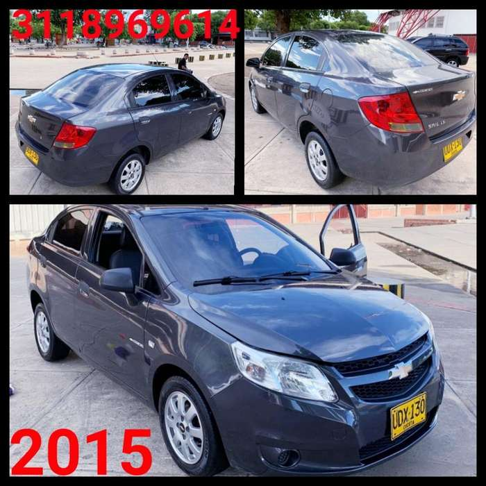 Chevrolet Sail 2015 - 68500 km