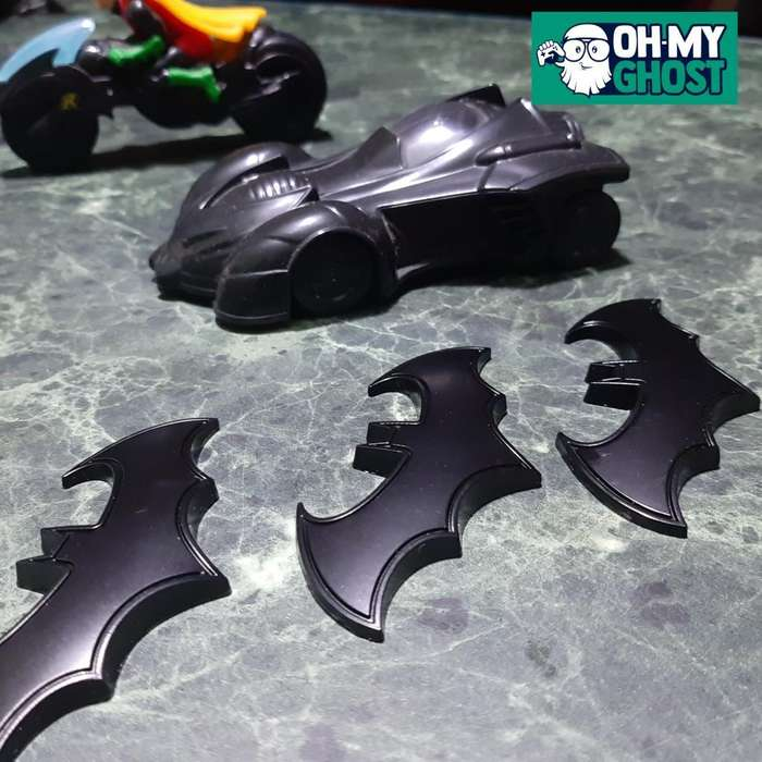 Sticker 3d para Auto Batman