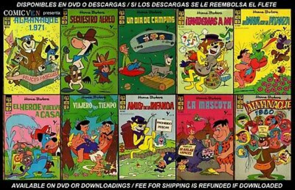 Historietas de Condorito de Los Años 80