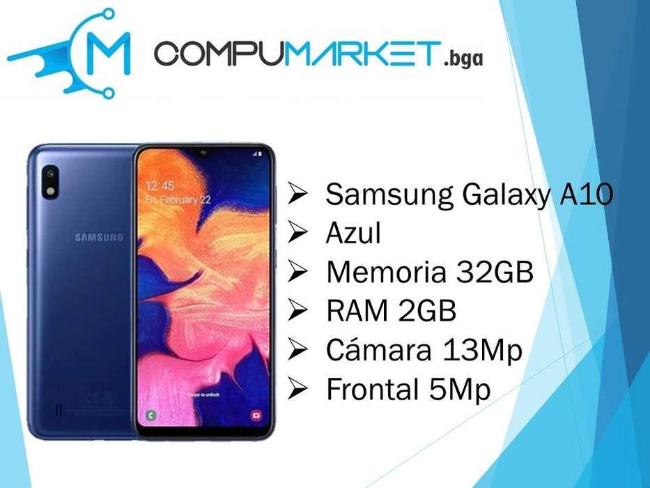 Samsung Galaxy A10 Memoria 32Gb RAM 2Gb nuevo y facturado