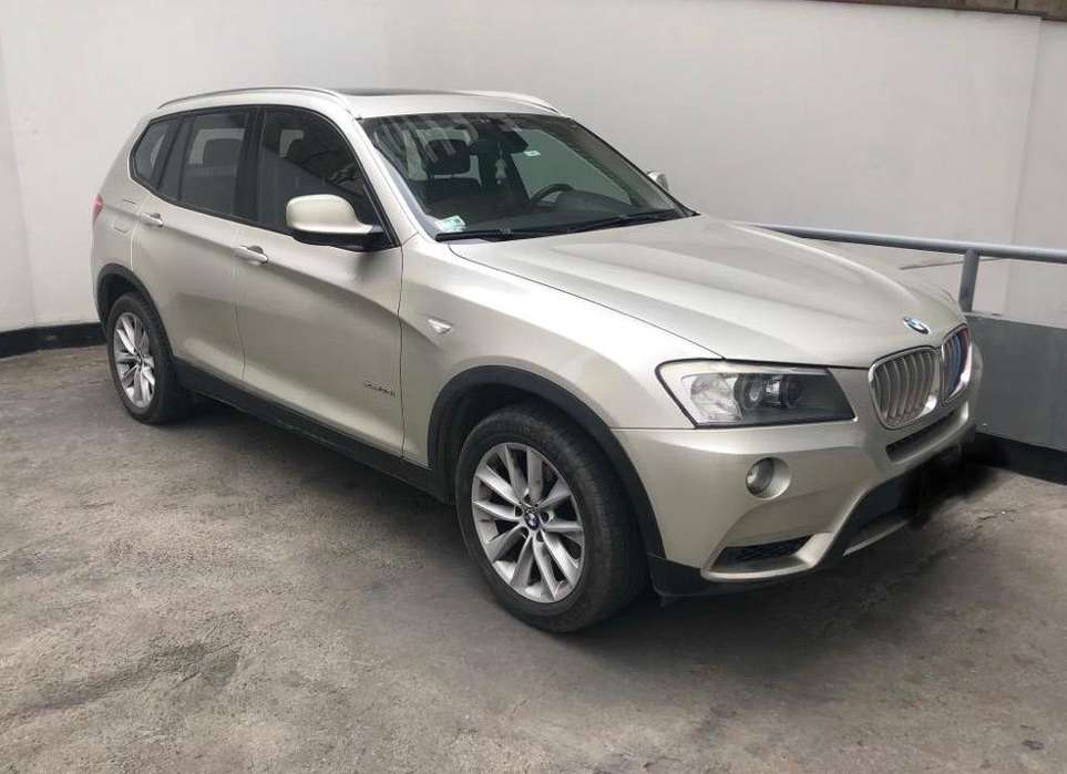 <strong>bmw</strong> X3 2012 - 50000 km