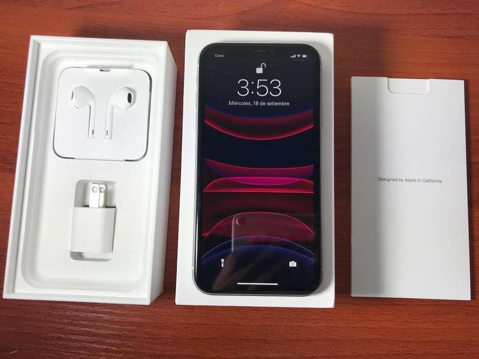 iPhone Xr 64Gb Blanco - Condicion 100%