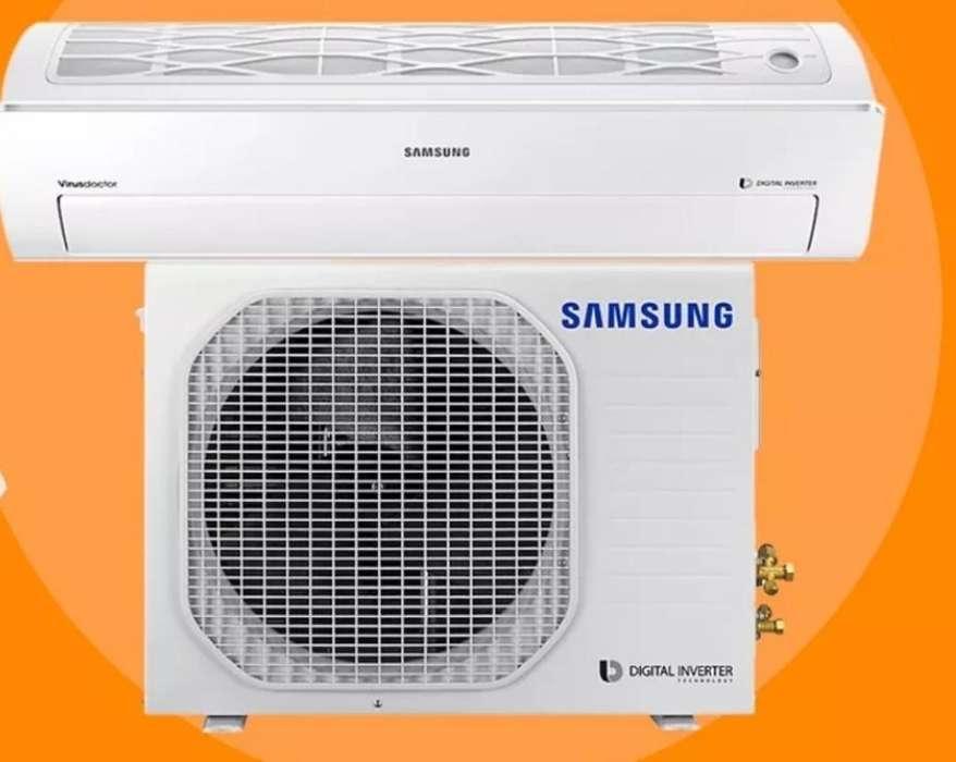 Split Pared Samsung Inverter 18000 Btu