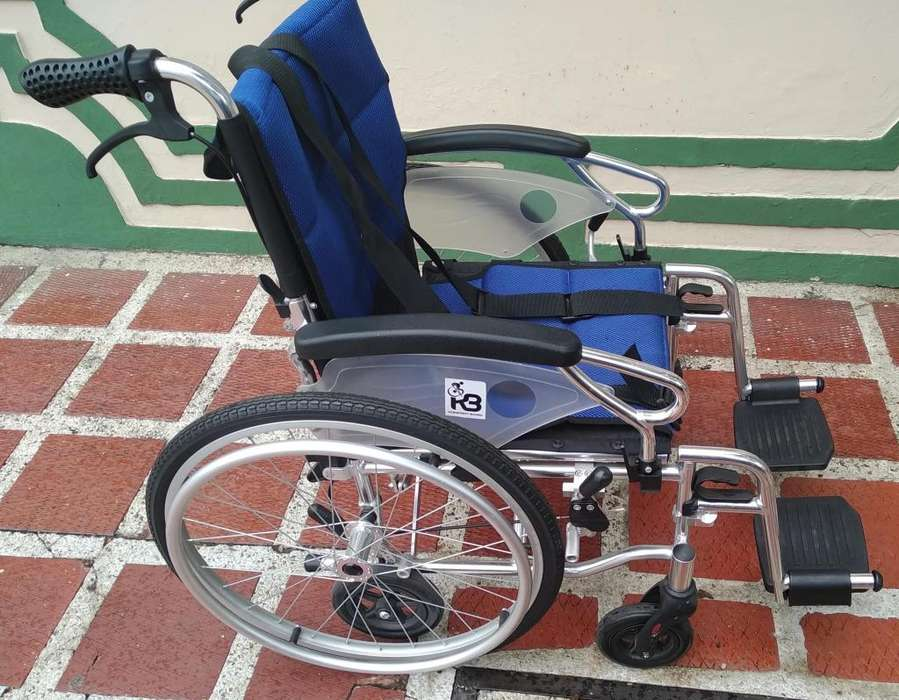 silla de ruedas konfort basic K3
