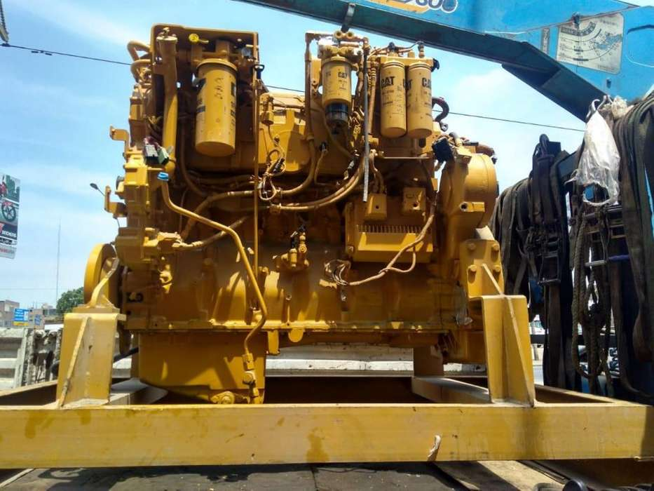 MOTOR C15 - TRACTOR D8T