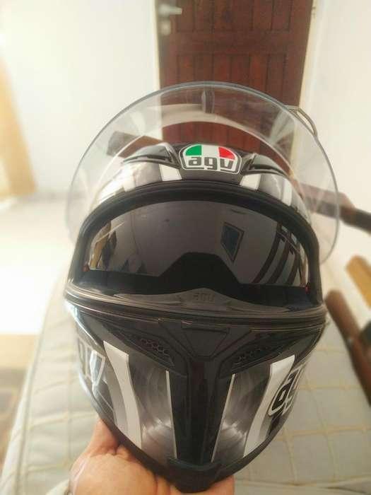 Vendo Casco Agv K5 Usado