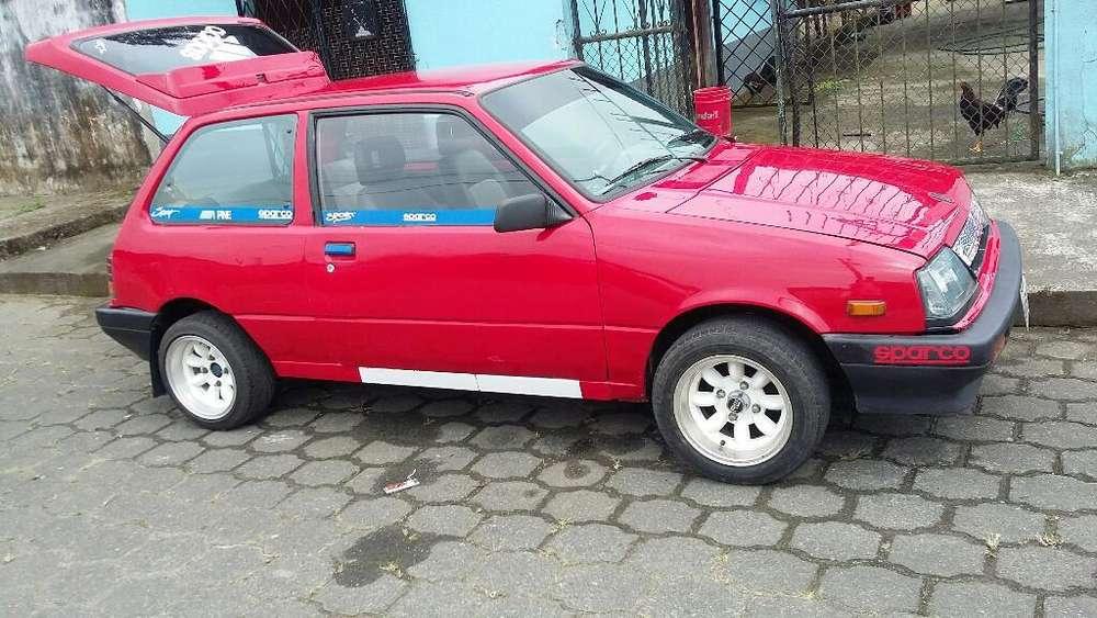 Suzuki Forsa 1 1991 - 1000 km