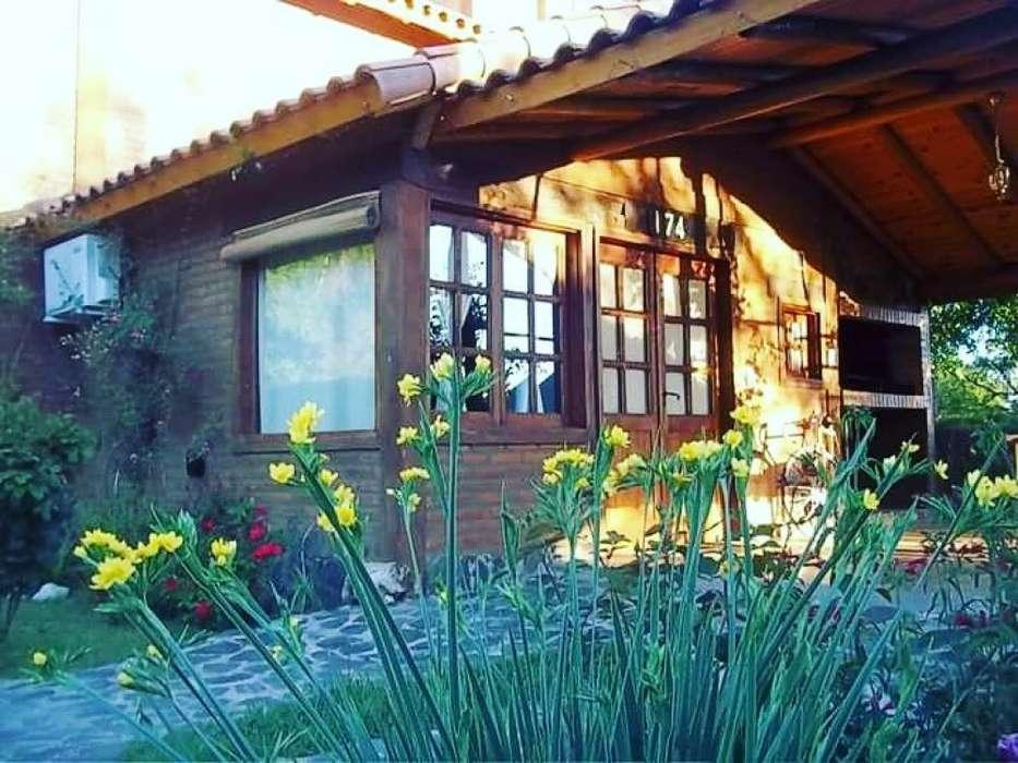 tc75 - Cabaña para 2 a 6 personas con cochera en Santa Rosa De Calamuchita