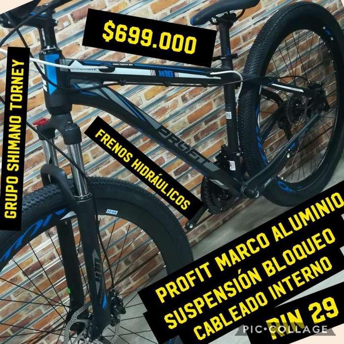 Promoción Bicicletas desde 270.000