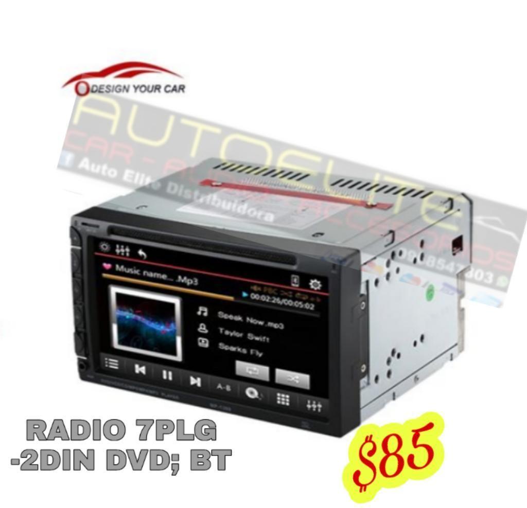 Radio Dvd Androide Gps Wifi Parlante Car
