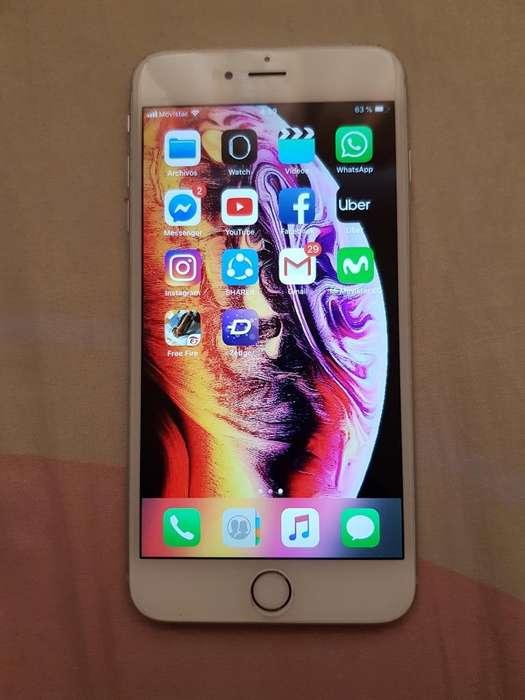 Vendo O Cambio iPhone 6S Plus de 64Gb