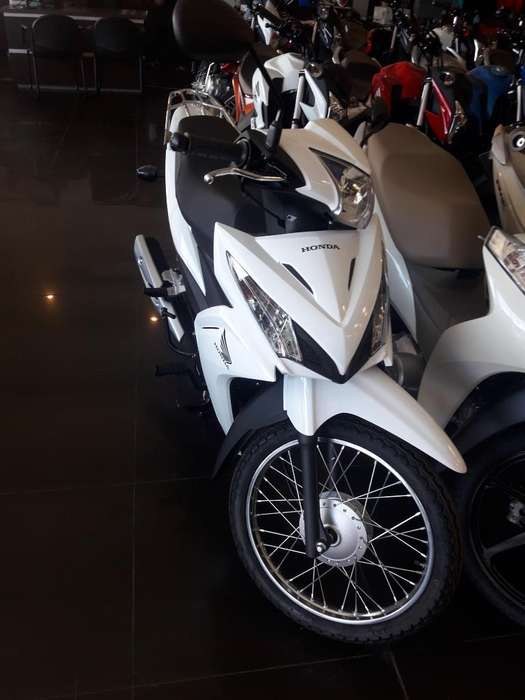 Honda Wave 0k Patentada sin Rodar
