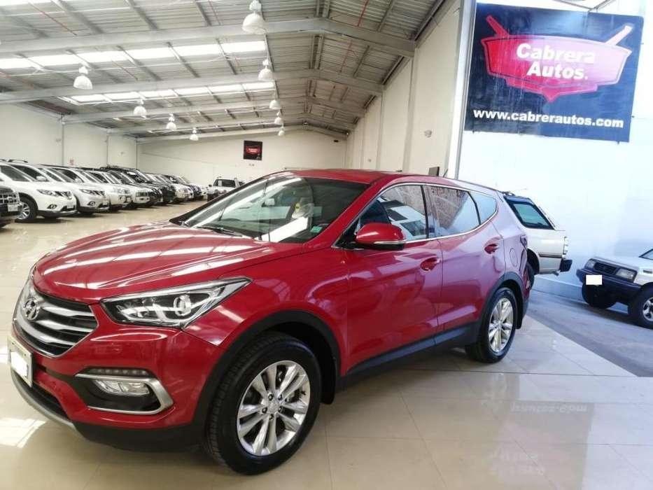 Hyundai Santa Fe 2018 - 36500 km