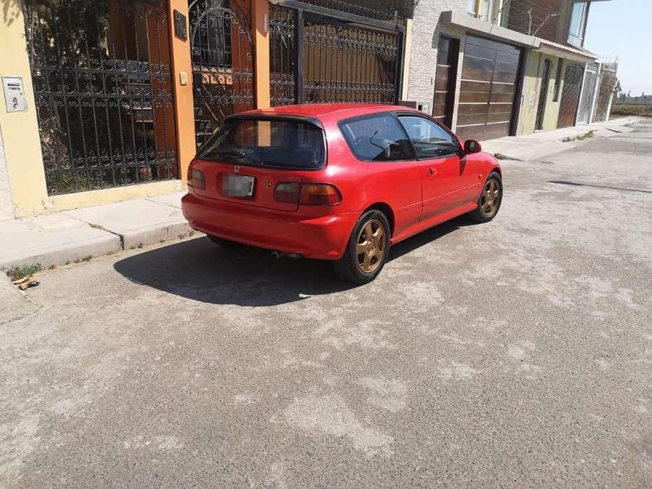 Honda Civic Coupe 1992 - 180000 km