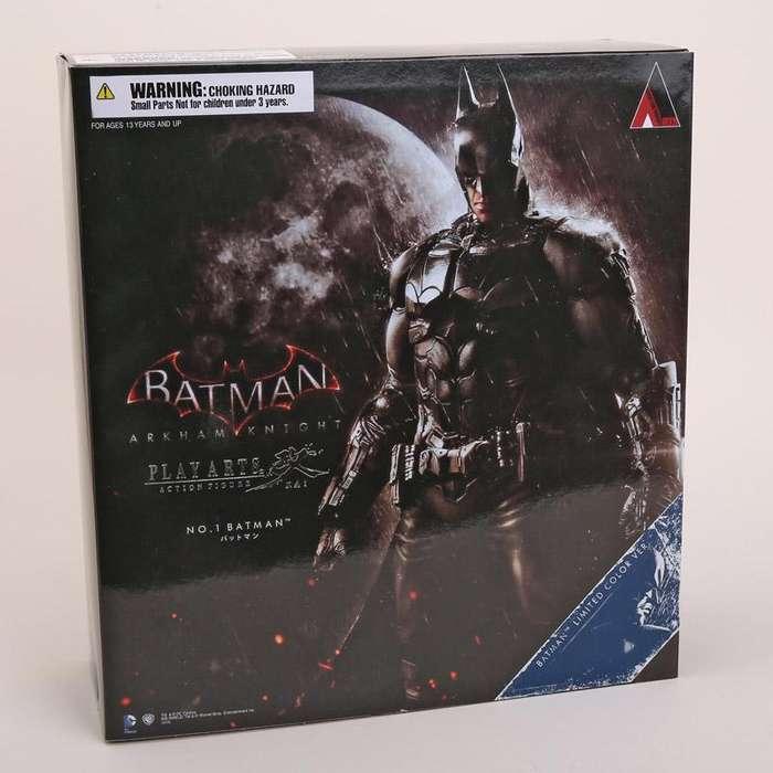 Figura Colección Batman Play Arts Kai