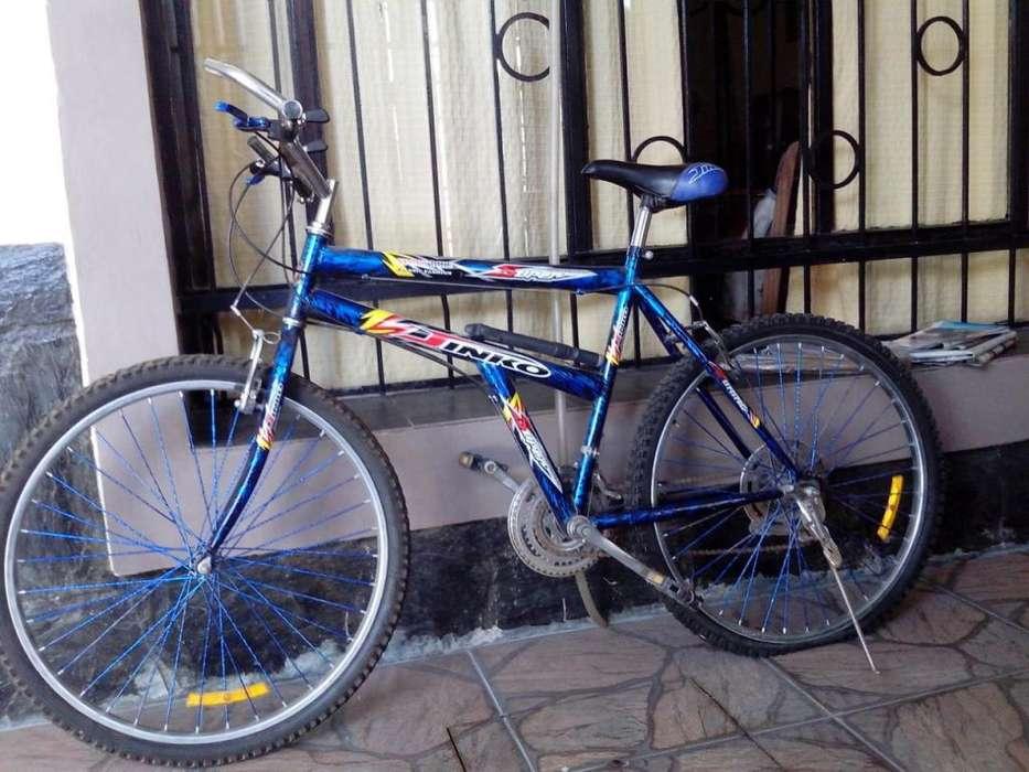 vendo bicicleta jinko