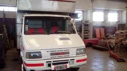 IVECO DAILY modelo 98 motor ok 2.8 - LIQUIDO