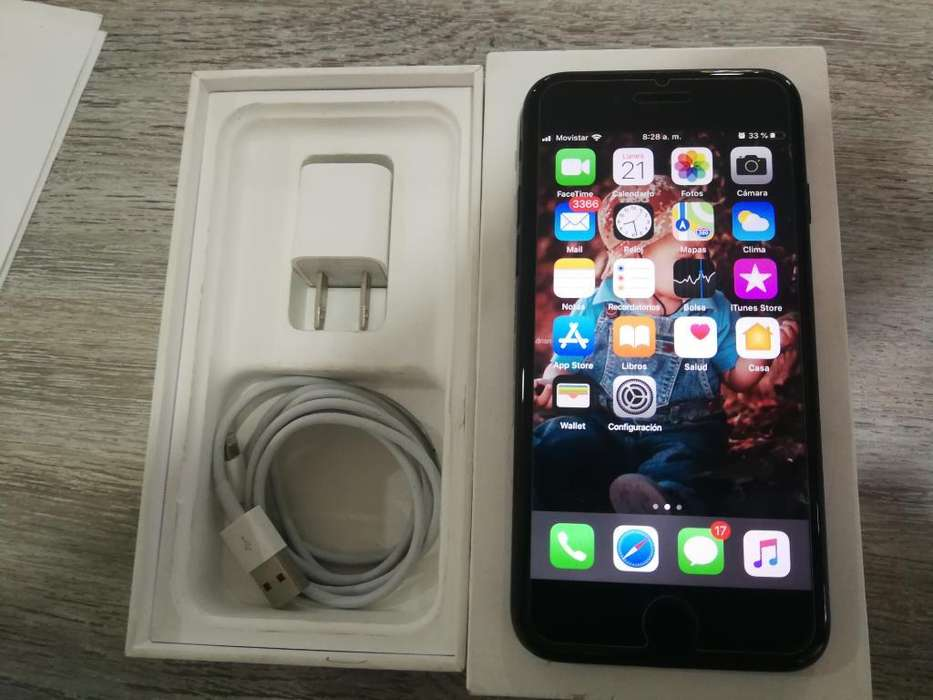 Vendo iPhone 7 de 32gb