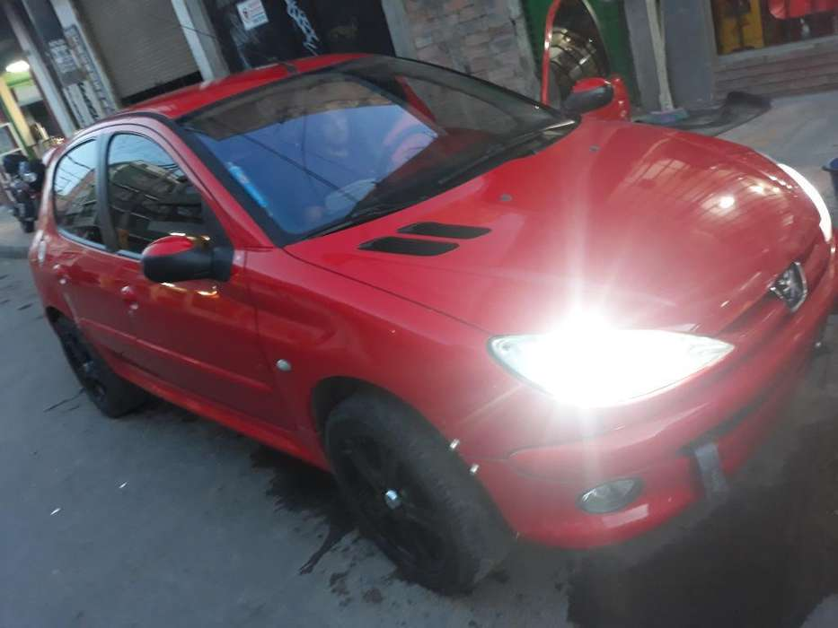 Peugeot 206 2003 - 1 km
