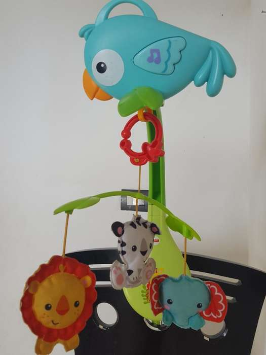 Movil para Cuna Fisher Price Musical