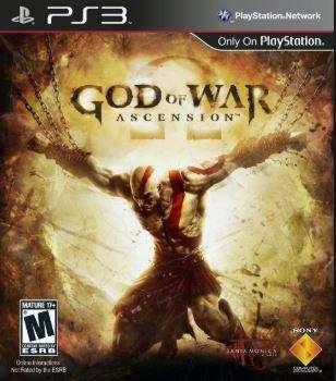 God Of War Ascension (Físico) - PS3