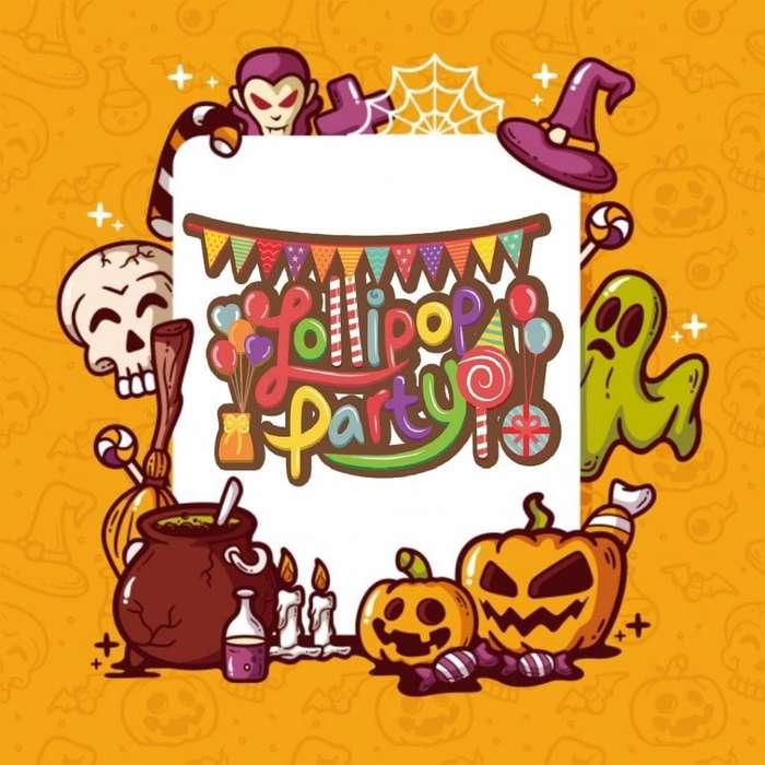 Pintucaritas Halloween