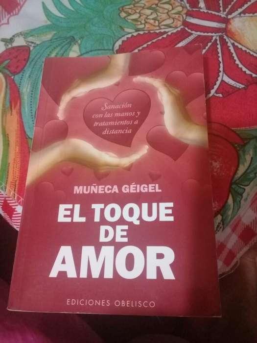 Vendo Líbro Toque de Amor. (3764)299093