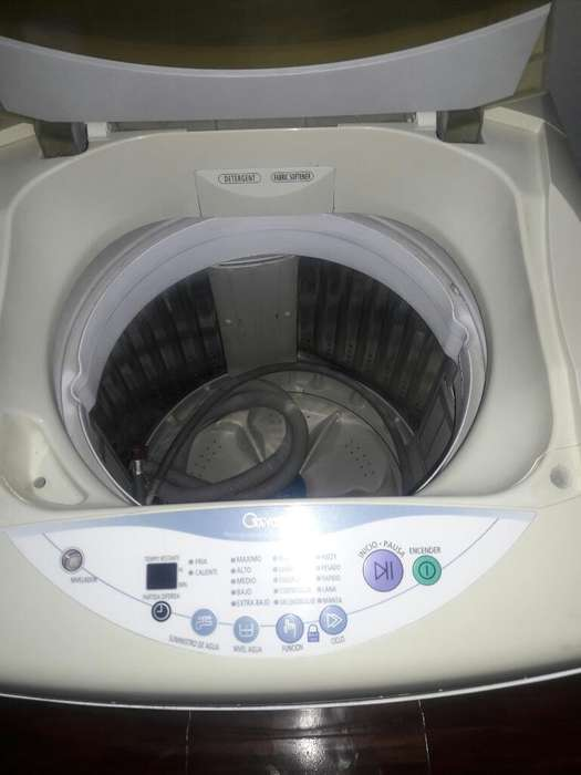 Lavadora Samsung 26lbs