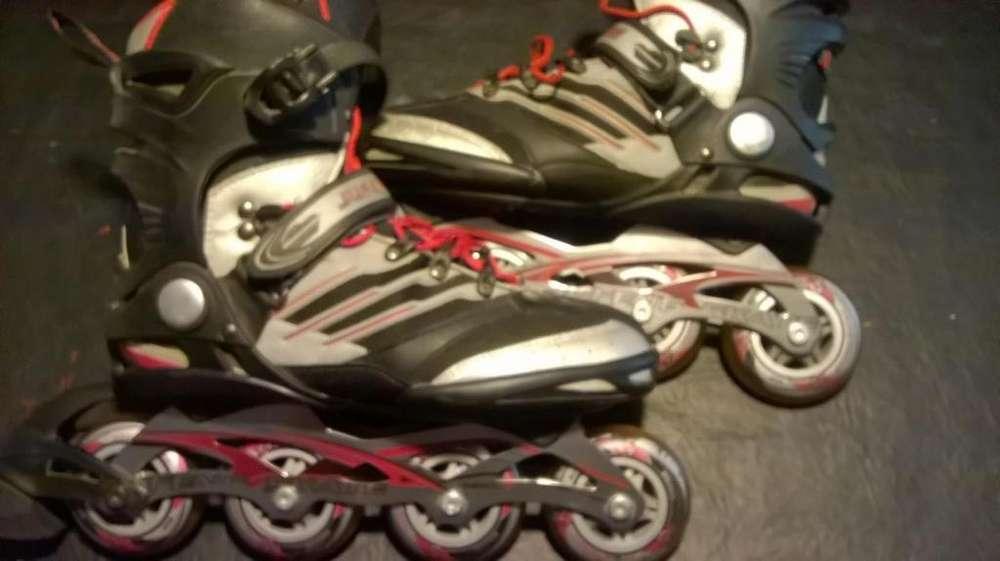 Rollers profesionales Ju feng Skate ABEC 7