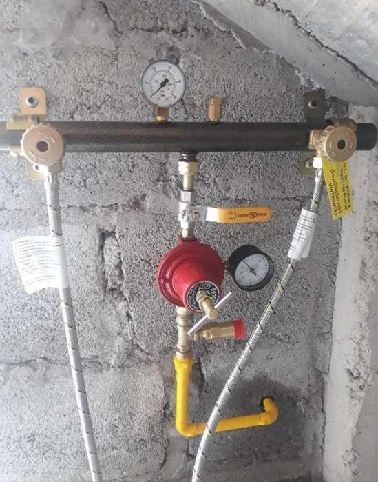 Centralitas de Gas Glp